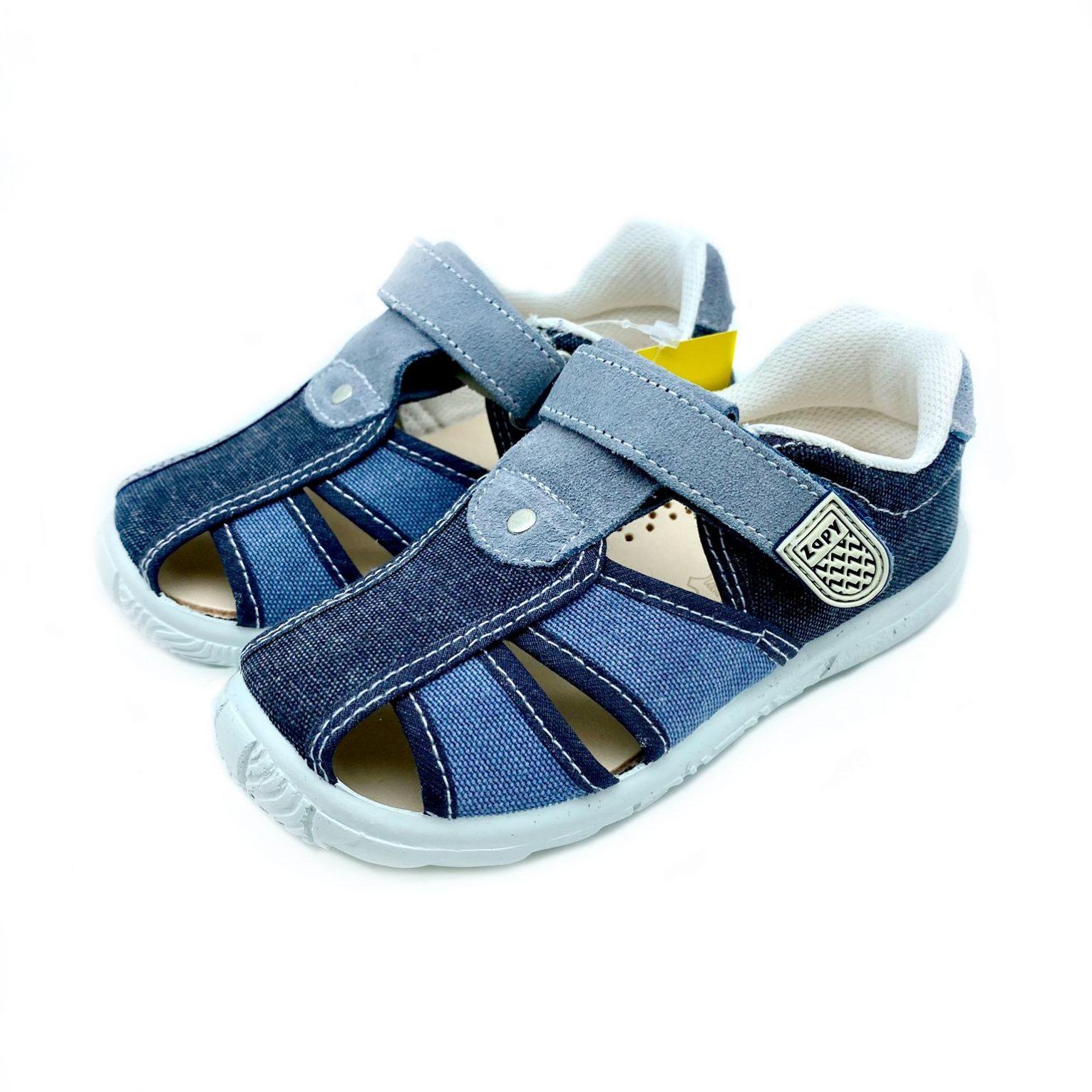 calzado de verano para niños